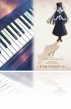 ef -fairy tale of memories. ORIGINAL SOUNDTRACK ~espressivo~