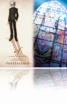 ef -fairy tale of memories. ORIGINAL SOUNDTRACK ~fortissimo~