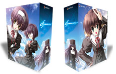 ef - a tale of memories. 1 七尾奈留DVD-BOX 外観